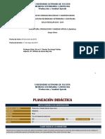 PRODUCCIÓN Y SANIDAD Apícola UADY CCBA