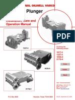 101T, 133T, 163Q, 217Q Pump Operating Manual (1)