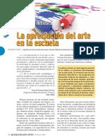 la apreciación del arte en la escuela.pdf