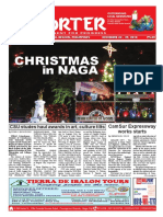 Bikol Reporter December 23 - 29, 2018 Issue