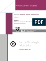 U2 Proceso de Desarrollo de Software