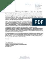 haley lesar letter of rec