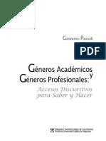 Parodi_Generos Academicos y Profesionales
