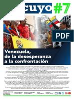 Venezuela, de la desesperanza a la confrontación