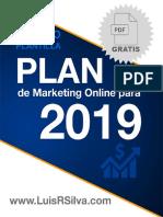 Plan de Marketing 2019