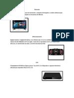 Electrodomesticos con Definición e imagenes