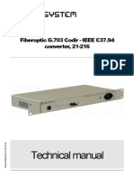 Technical Manual 21 216