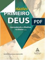 Primeiro Deus - Eclesiastes.pdf