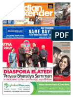 The Indian Weekender 25th January 2019