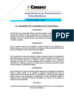 Acuerdo 47-2008 Firmas Electrónicas