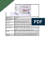 Medicamentos 36 y 37