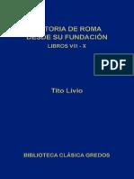 Tito Livio - Historia Antigua de Roma (Libros VIII-X).pdf