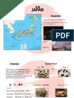 Geography Japan
