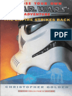 Choose Your Own Star Wars Adventure 2 the Empire Strikes Back