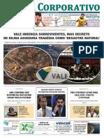Jornal Corporativo Edição 3042 de 29 de Janeiro de 2019