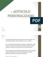 Sigma - Protocolo Personalizado