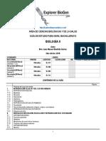 GEPB, Biología II. 2da Edición, 2018