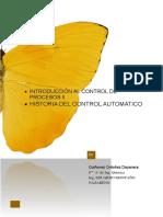 Historia Del Control