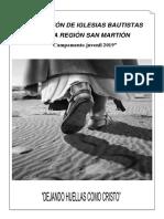 Cuadernillo de Devocional Campamento de Jovenes 2019. PDF