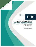 Relevamiento de locales comerciales en Rosario
