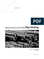 Pipe Sticking