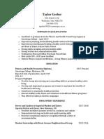 economical insurance resume