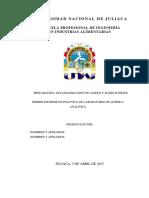 Estandarizasion de Acidos y Bases Fuertes 2