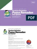 Ulangkaji Ibadah Ramadhan_Syawal