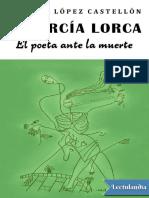 biografía sobre F. García Lorca