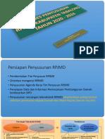 Proses Penyusunan RPJMD Permendagri 86 Tahun 2017