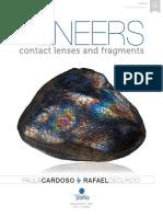 Ceramic Veneers Contact Lenses and Fragments