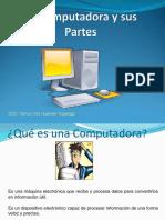 Tema 1_el Computador y Sus Partes