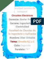 Circuitos RL y RC