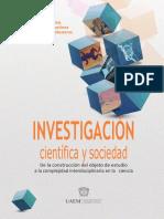INVESTIGACION CIENTÍFICA Y SOCIEDAD