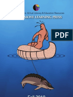Ningwakwe Learning Press Fall 2010 Catalogue