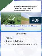 03 Sistema Hidrologico