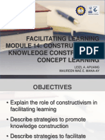 Facilitating Learning - Module 14 Constructivism 1df