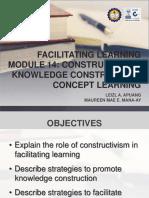 Facilitating Learning - Module 14 Constructivism 1df