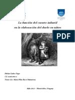 La función del cuento infantil en la elaboración del duelo en los niños
