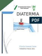 Procedimiento Para Diatermia