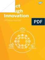Sap 2016 Integrated Report