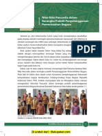 Bab 1 Nila-nilai Pancasila Dalam Kerangka Praktik Penyelenggaraan Pemerintahan Negara