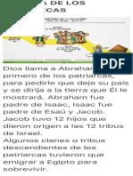 1- Etapa de Los Patriarcas