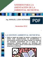 .Gestion  Municipal