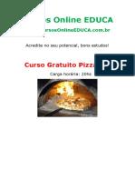 Curso Pizzaiolo completo