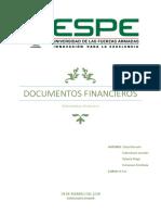 Documentos Financieros