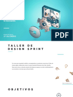 Brochure Design Sprint