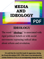 Media and Ideology