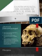 LA Paleantropologia