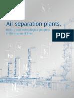 Air Separation Plants